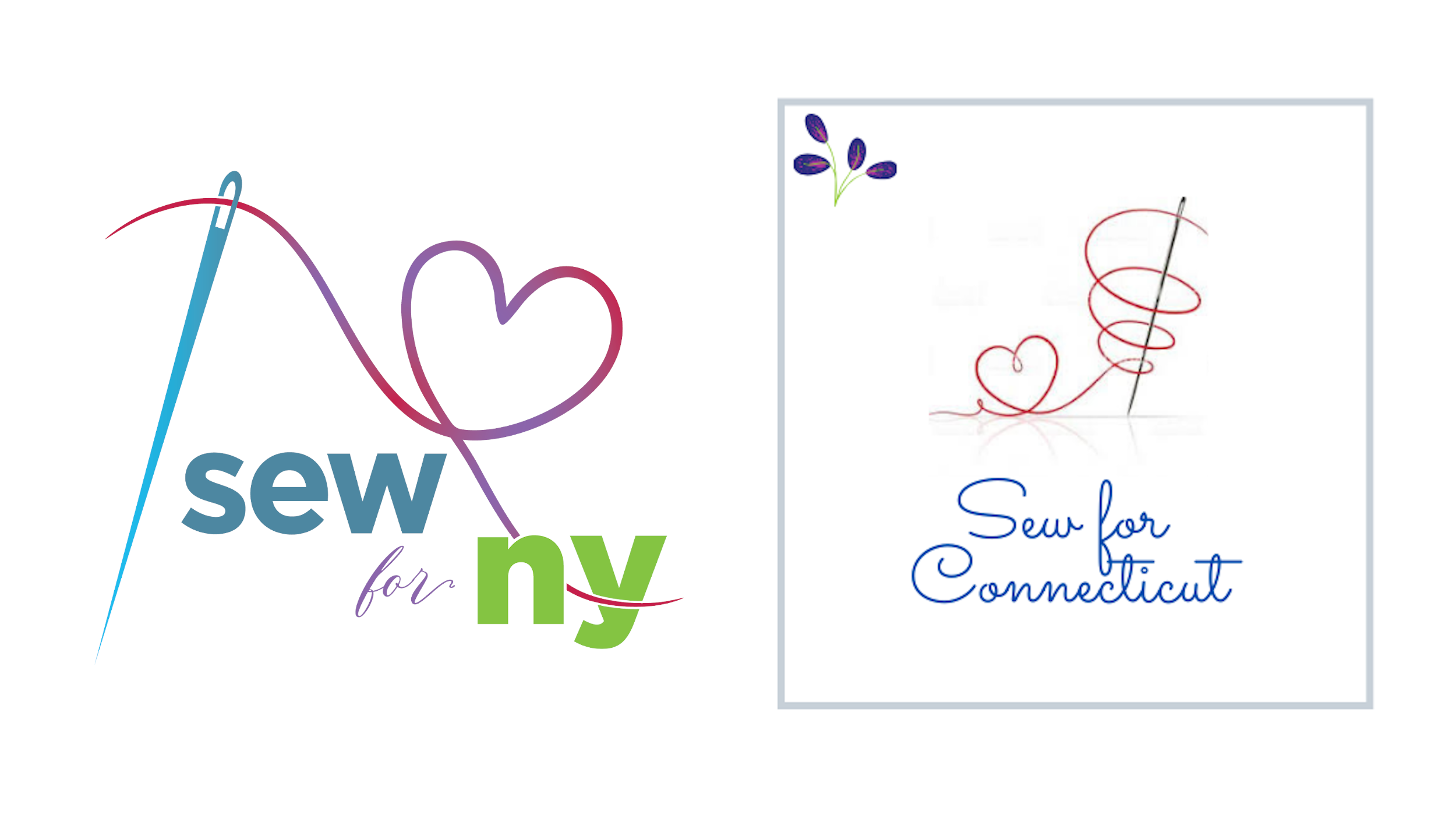 Sew for NY / Sew for CT